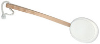 Lotion Applicator on Wood Handle