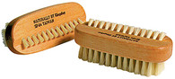 Natural Bristle Wooden Nail Brush