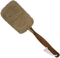 Kingsley Sisal Covered Sponge on Detachable Wood Handle