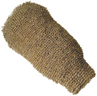 Sisal Body Mitt