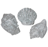 Shell Shape Soap Silver