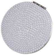 Double Compact Mirror Round