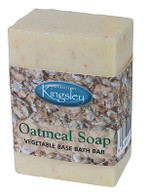 All Natural Vegetable Soap Oatmeal
