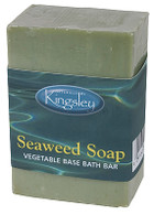 All Natural Vegetable Soap Seaweed