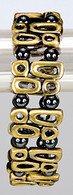 Magnetic Therapy Bracelet Gold
