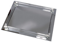 Mirrored Vanity Tray Rectangular