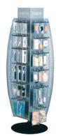 Basicare 4 Panel Spinner Display