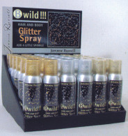Jerome Russell B Wild Glitter Spray 36PC Display
