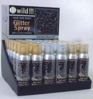Jerome Russell B Wild Glitter Spray 36PC Display