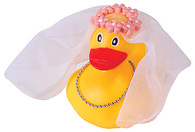 Rubber Duck Tub Toy Bride