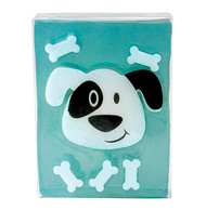 Pure Glycerine Soap Dog Design
