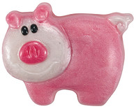Pure Glycerine Soap Pig Design