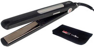 "Belson Brazilian Heat After Dark 1-1/2"" Titanium Flat Iron"