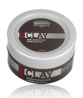 L'Oreal Professional Homme Clay Strong Hold Matt Clay