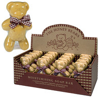 The Honey Bear Soap Teddy Shaped