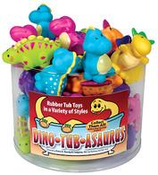 Dinosaur Tub Toys