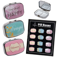 Novelty Pillboxes