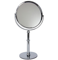 Vanity Hand Mirror and Stand