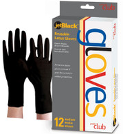 Product Club JetBlack Disposable Vinyl Gloves