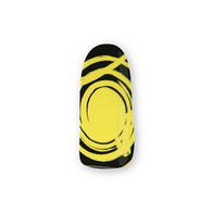 Nail Wrapz- Bumble Bee