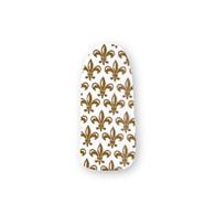 Nail Wrapz- Right Royal Gold