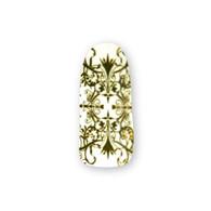 Nail Wrapz- Rococo White