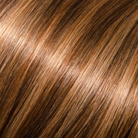 18 Inch Tape-In Pro Straight #6/10 (Dark Chestnut/Medium Ash)