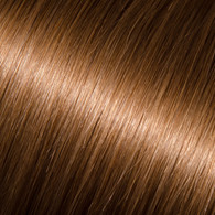"16"" I - Link Pro Straight #8 (Light Chestnut Brown)"