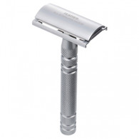 Jatai Feather Stainless Steel Double Edge Razor