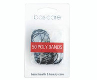 Basicare 50 Poly Bands