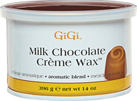 Gigi Milk Choclate Cream Wax 14oz