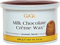 Gigi Milk Choclate Cream Wax 14oz