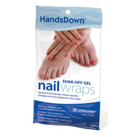 Graham Professional HandsDown Nail Wraps 10 Count
