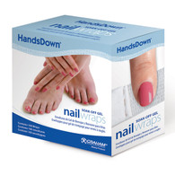 Graham Professional HandsDown Nail Wraps 100 Count