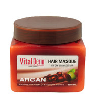 VitalDerm Hair Care- Hair Mask For Dry And Damaged Hair