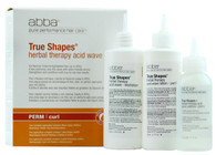 Abba Pure True Shapes Acid Perm Kit