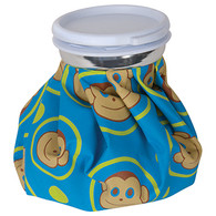 Ice Bag with Monkey Design