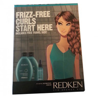 Redken Curvaceous Survival Kit for Frizz Free Curls