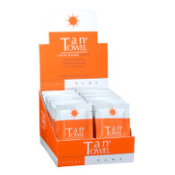 TanTowel Half Body Plus 50 Pk