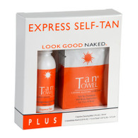 TanTowel Express Self Tan Kit