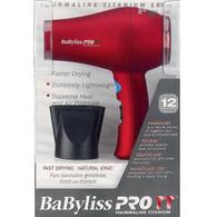 Babyliss Pro Tourmaline Titanium Compact Size Blow dryer