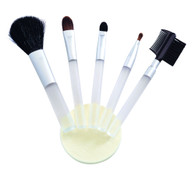 Basicare Cosmetic Brush Set