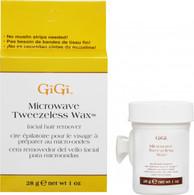 GIGI Tweezeless Wax Microwave Formula