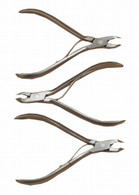 Pro Cut Single Spring Cuticle Nippers