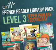 French Reader Library Pack, Level 3, 'Working proficiency'
