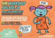 AIM Workshops - Adelaide (French, Mandarin) 03/2017