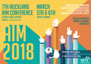 7th Auckland NZ AIM Conference (French, Spanish) 03/2018