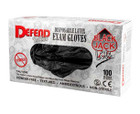 Defend Tattoo Blackjack Powder Free Lite Latex Exam Gloves