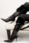 Saga Mink Boot Tops