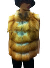 Red Fox Gilet Front